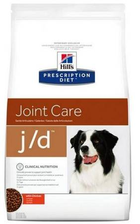Karma sucha Hill's Prescription Diet Joint Care j/d Canine z kurczakiem 5kg