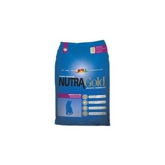 Karma sucha Nutra Gold Holistic Indoor Kitten Cat 3kg