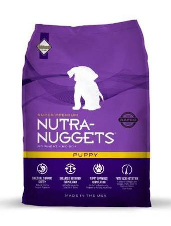 Karma sucha Puppy Dog Nutra Nuggets 15kg