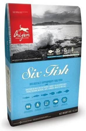 Orijen Adult 6 Fresh Fish 340g