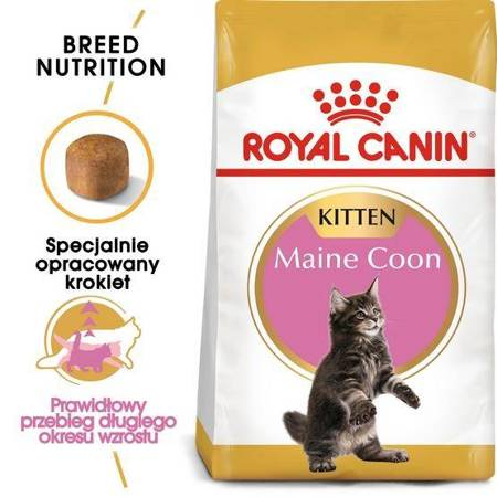 Royal Canin Feline Breed Kitten Maine Coon 36 4kg