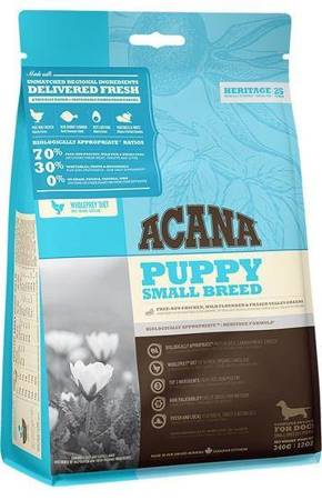 Sucha karma dla psa Acana Puppy Small Breed 340g